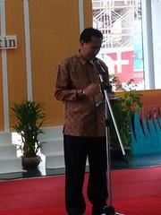 Speech from The Head of KDEI