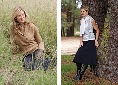 Knitwear catalogue photography, Sydney Australia, location photography.