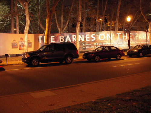 The Barnes on the Parkway