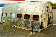 Lockheed Hudson Shed (John Bosma) Tags: world new 2 trash airplane junk war sheep farm military shed jet storage zealand nz rubbish hudson farmer recycling lockheed 747 aluminium telstar logistics reuse vliegtuig fuselage a28 huson rnzaf hergebruik a29 oxidated ohakea superuse