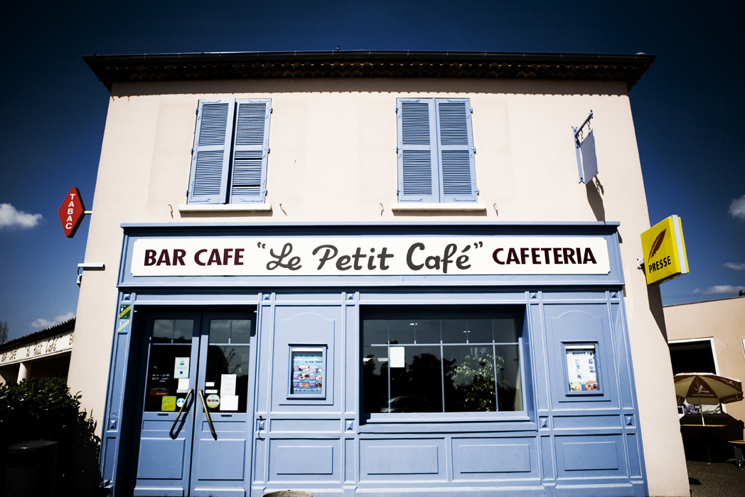 Le Petit Cafe, Beaune, Burgundy region, France