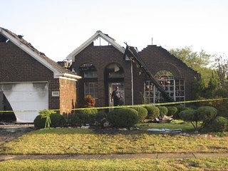 Pearland House Fire