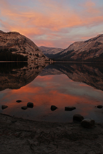 Photo of the Day: Tenaya Lake Sunset by Rajesh Vijayarajan