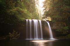 Upper Butte Creek falls (Matt Abinante) Tags: longexposure oregon waterfall pacific northwest pacificnorthwest buttecreek buttecreekfalls upperbuttecreekfalls mattabinante