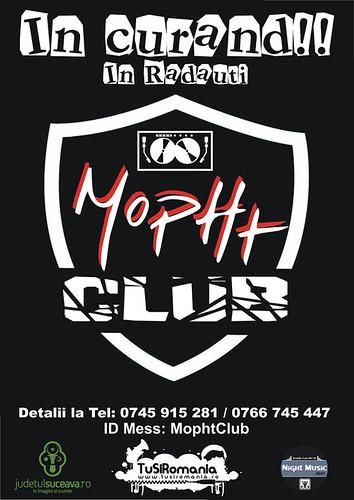Mopht Club Rădăuţi