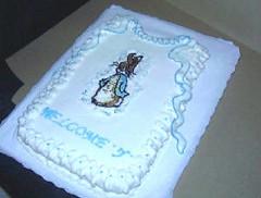 peterrabbitcake_jpg_w300h227 (richardskathy) Tags: birthday baby tractor rabbit halloween cakes cake computer dove tiger spiderman ladybug dukesofhazzard lordoftherings poo dooley stress graudation charmed roadrunner birthdaycakes tweetybird dollcakes polobear charmedcakes