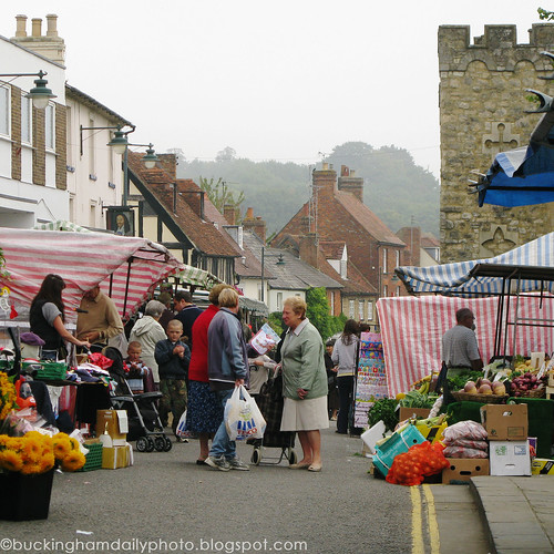 buckingham market