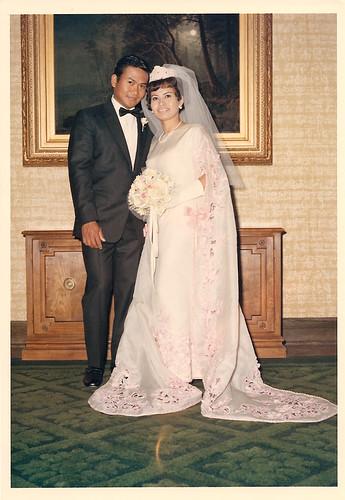 LA Wedding 1970