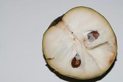 cherimoya cut