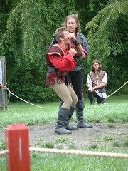 NYRF2007-0191-Will&Falconet (crimsonpirates) Tags: crimson pirates nyrf
