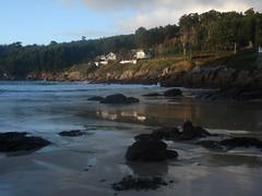 Chanteiro-Ferrol (kearco1) Tags: naturaleza mar playa natura monte pinos litoral rocas ferrol aldea veraneo chanteiro