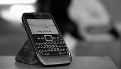 Nokia E71 Grey