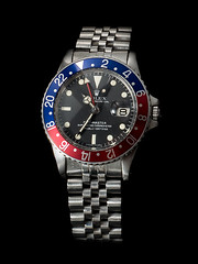 My Rolex GMT Master-7 (John Grace Photography) Tags: vintage swiss watch rare aviator rolex 1965 gmt rolexgmtmaster