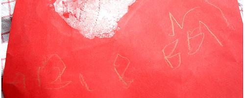 Gabriels signierter Handabdruck04