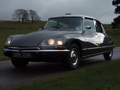 Citroen DS Pallas Lyme Park 2008 (SIDCO) Tags: wedding classic car citroen ds style icon pallas sidco