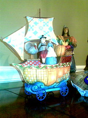 Mayflower on Wheels
