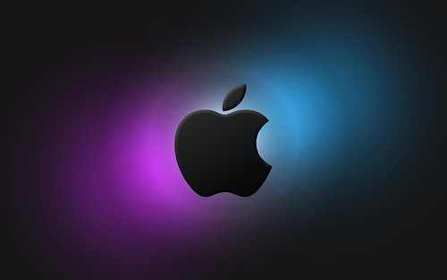 screen shot of apple tv logo