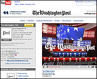 El canal en Youtube del Washington Post
