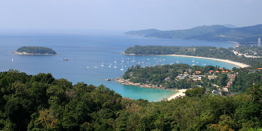 Kata beach view point