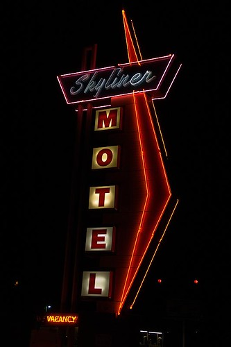 Skyliner Motel - Route 66, Stroud, Oklahoma