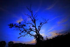 sunset @ kg padang