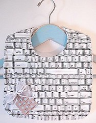 Baby Genius Bib by momentimedia