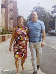 Copia de Mamá y papa paseando por N.Y.