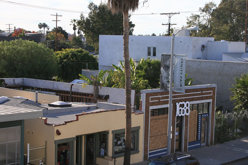 New Construction on Abbot Kinney