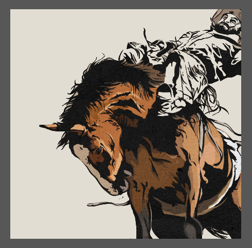 cowboy big!