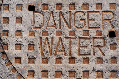 DANGER: WATER