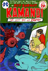Kamandi! (rootbradford) Tags: dccomics theking jackkirby kamandi 100pureawesome