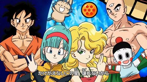 Dragon Ball Kai personajes