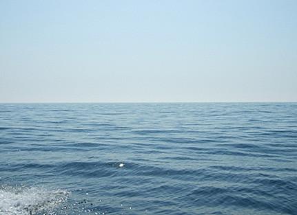 青い海、青い空~笹川流れ