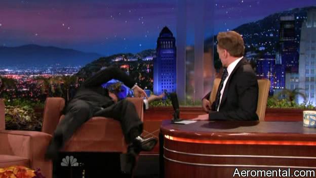 Meteoro Tom Hanks The Tonight Show