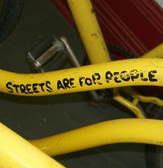 """Streets are for People"""