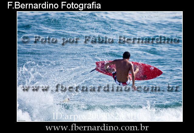 Surf picture, Praia do Arpoador, Rio de Janeiro, Brasil