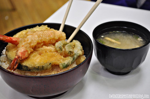 Mitsuwa Japanese Market Chicago ~ Shrimp Tempura