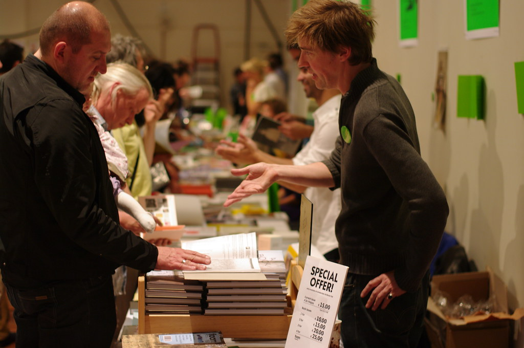 Amsterdam Art/Book Fair 2011: FOAM Magazine