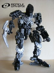 Savage (Sparkytron) Tags: dark hunter universe bionicle savage