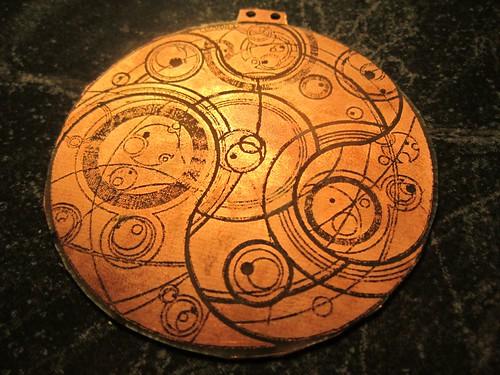 Geek Art Gallery Sculpture Doctor Who Symbols