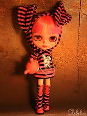 Blythe : Pink Bunny