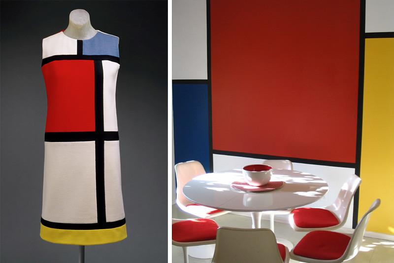 ALEXANDRE GUIRKINGER DRESS и Maude's Mondrian Kitchen