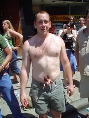 Chicago Gay Pride 2004 (S.S.Poseidon) Tags: shirtless chicago teresa gaypride gayprideparade barbiedoll boystown jeffh