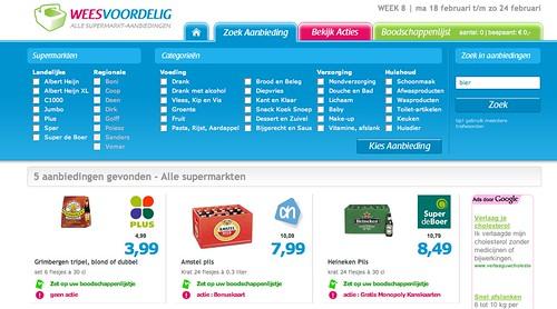 Weesvoordelig.nl online
