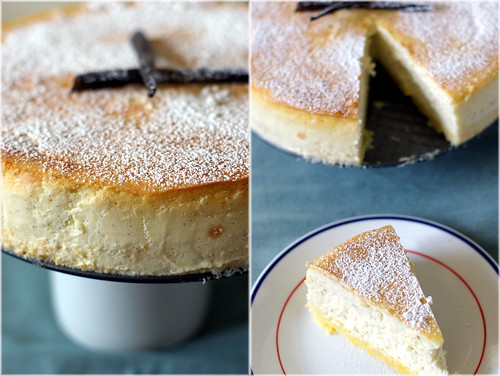 Fresh from the Oven: Vanilla Bean Cheesecake