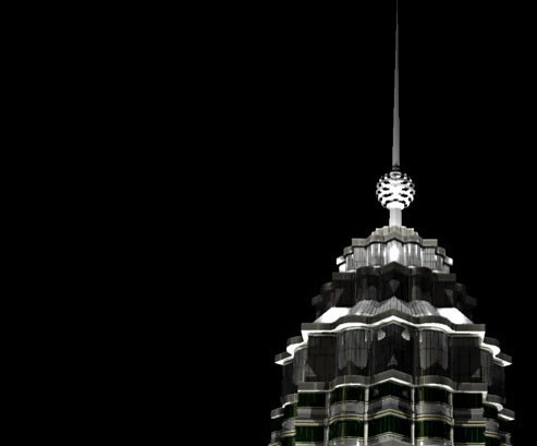 "Petronas Towers - Render • <a style=""font-size:0.8em;"" href=""http://www.flickr.com/photos/30735181@N00/2295417351/"" target=""_blank"">View on Flickr</a>"