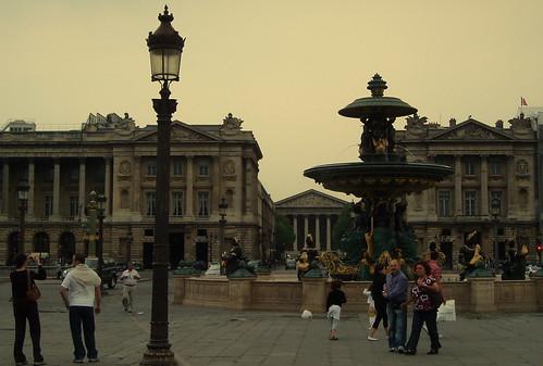 Plaza de la Concordia Foto 1