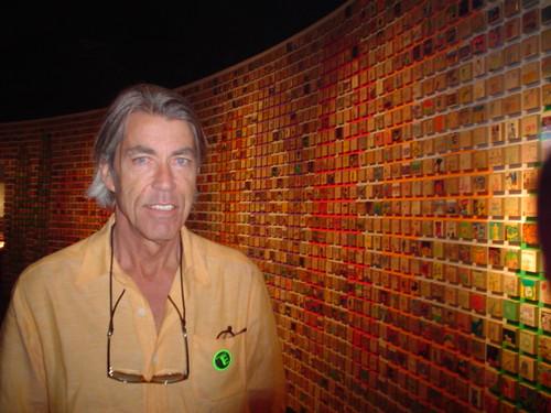 Brad Hockmeyer at the Muhammad Ali Museum