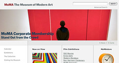 PCK stands out from the crowd (sgoralnick) Tags: nyc newyork moma museumofmodernart tearsheet bannerad phillipckim
