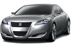 Suzuki Kizashi 3 Concept 2